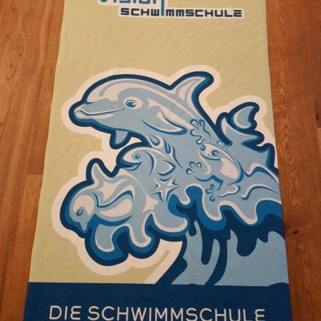 Badetuch Aqua-Vision Schwimmschule 75 x 150