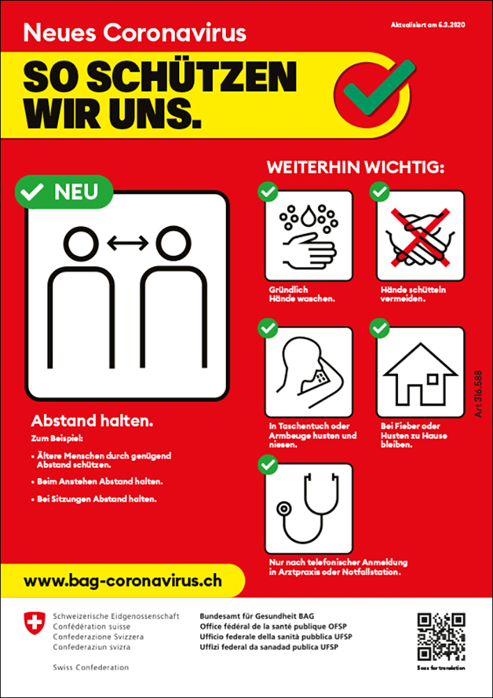 cornoavirus Info aqua-vision